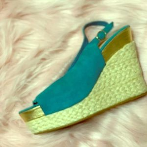 Dolce Vita platform wedge sandal